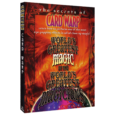 World's Greatest Magic - Card Warp - magic