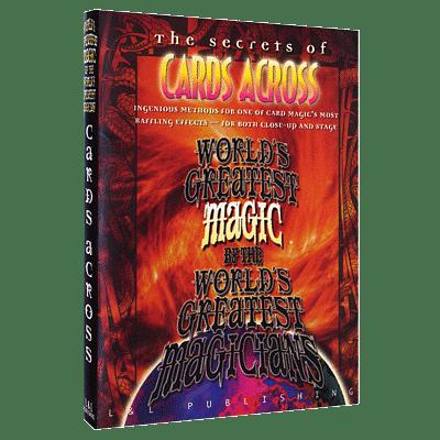 World's Greatest Magic - Cards Across - magic