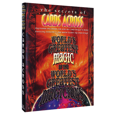 World's Greatest Magic - Cards Across - magic