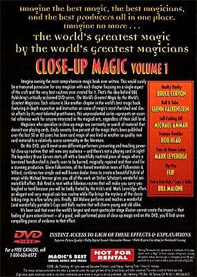 World's Greatest Magic - Close Up Magic 1