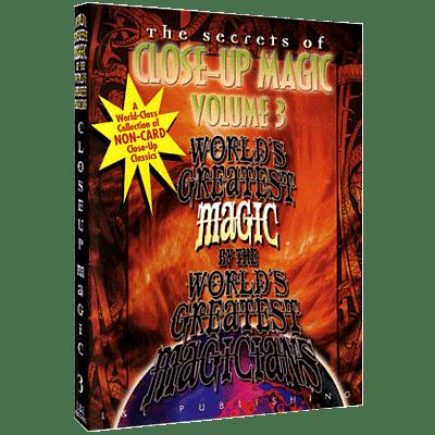 World's Greatest Magic - Close Up Magic 3 - magic