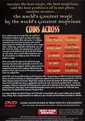 World's Greatest Magic - Coins Across