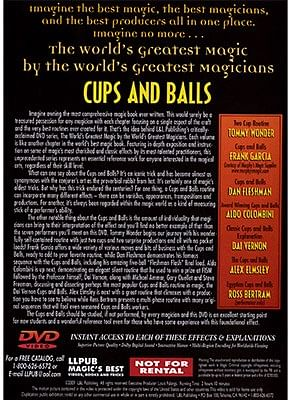 World's Greatest Magic - Cups and Balls 1