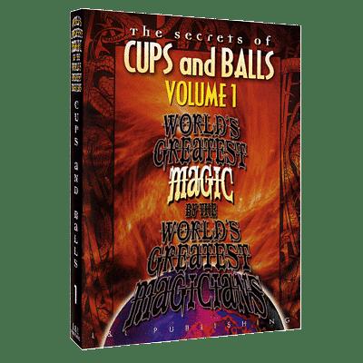 World's Greatest Magic - Cups and Balls 1 - magic