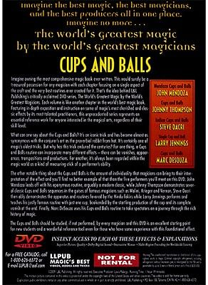 World's Greatest Magic - Cups and Balls 2