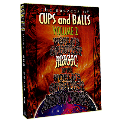 World's Greatest Magic - Cups and Balls 2 - magic