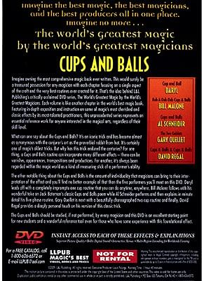 World's Greatest Magic - Cups and Balls 3