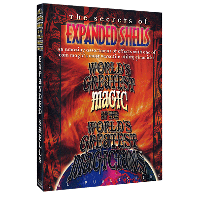 World's Greatest Magic - Expanded Shells - magic