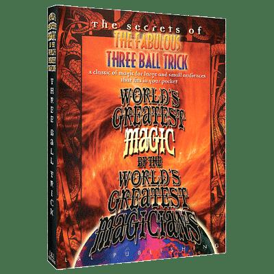World's Greatest Magic - Fabulous Three Ball Trick  - magic