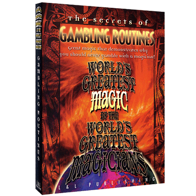 World's Greatest Magic - Gambling Routines - magic