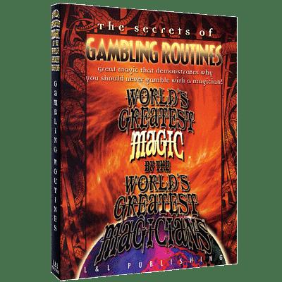 World's Greatest Magic - Gambling Routines - magic