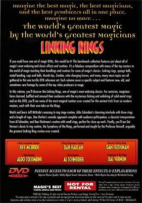 World's Greatest Magic - Linking Rings