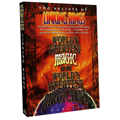 World's Greatest Magic - Linking Rings - magic