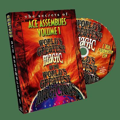World's Greatest Magic - Ace Assemblies 1 - magic