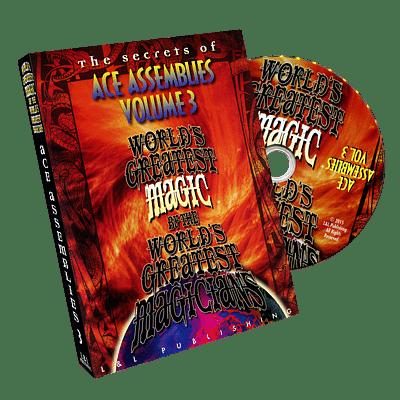 World's Greatest Magic - Ace Assemblies 3 - magic