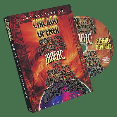 World's Greatest Magic - Chicago Opener - magic