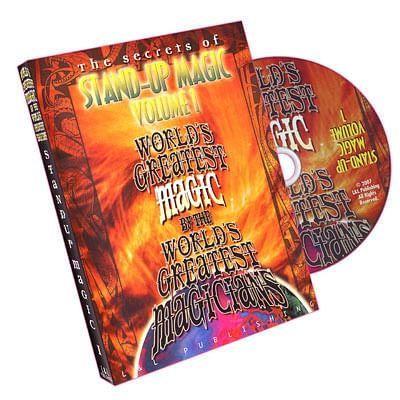 World's Greatest Magic - Stand-Up Magic - magic
