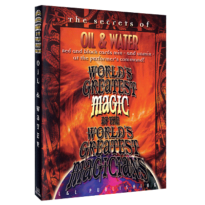 World's Greatest Magic - Oil & Water - magic