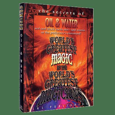 World's Greatest Magic - Oil & Water - magic