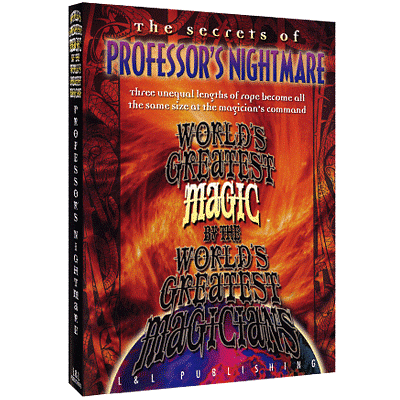 World's Greatest Magic - Professor's Nightmare - magic