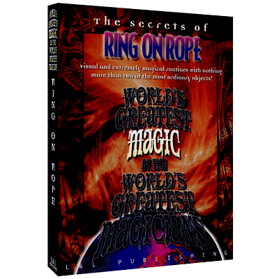 World's Greatest Magic - Ring on Rope - magic