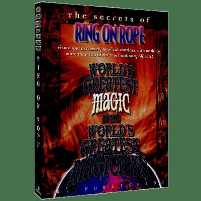 World's Greatest Magic - Ring on Rope - magic
