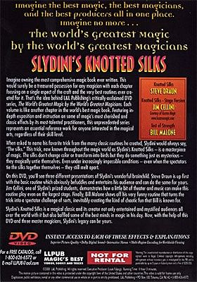 World's Greatest Magic - Slydini's Knotted Silks