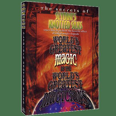 World's Greatest Magic - Slydini's Knotted Silks - magic