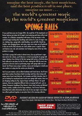 World's Greatest Magic - Sponge Balls