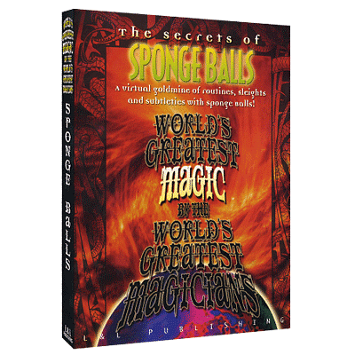 World's Greatest Magic - Sponge Balls - magic