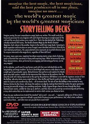 World's Greatest Magic - Storytelling Decks