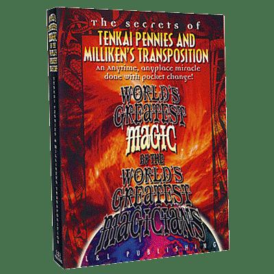 World's Greatest Magic - Tenkai Pennies - magic