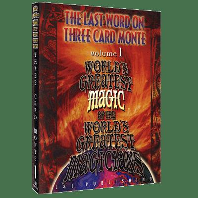 World's Greatest Magic - Three Card Monte 1 - magic
