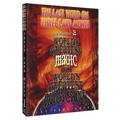 World's Greatest Magic - Three Card Monte 2 - magic