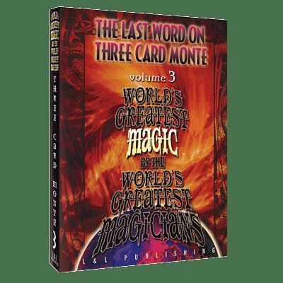 World's Greatest Magic - Three Card Monte 3 - magic