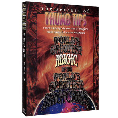 World's Greatest Magic - Thumbtips - magic