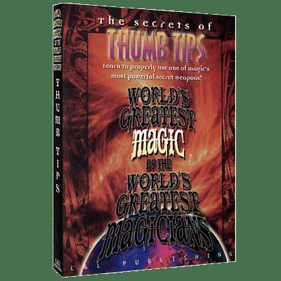 World's Greatest Magic - Thumbtips - magic