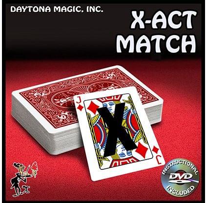X ACT Match - magic