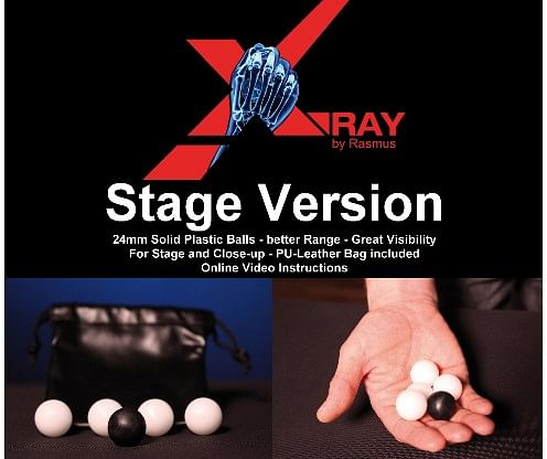 X-RAY STAGE VERSION - magic