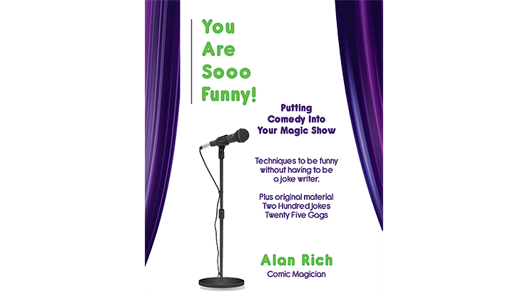 You Are Sooo Funny! - magic