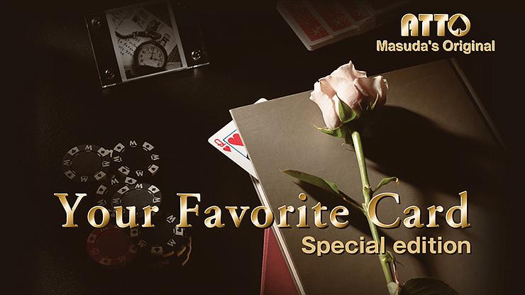 Your Favorite Card - magic