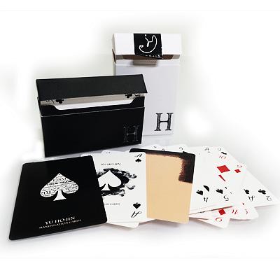 Yu Ho Jin Manipulation Cards - magic