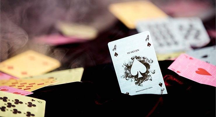 Yu Hojin Manipulation Cards PRO 2016