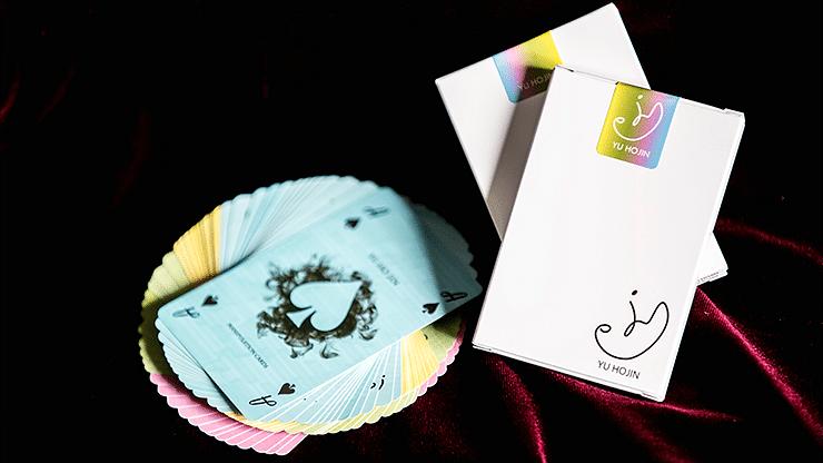 Yu Hojin Manipulation Cards PRO 2016 - magic