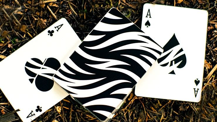 Z Playing Cards