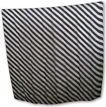 """Zebra Silk 36"""" (Black & White) - magic"""