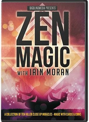 Zen Magic with Iain Moran - Magic With Cards and Coins - magic