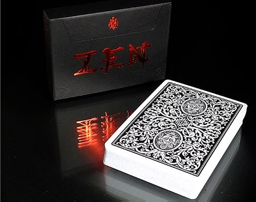 Zen Playing Cards - magic
