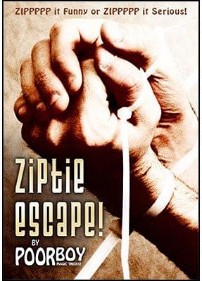 Zip Tie Escape - magic