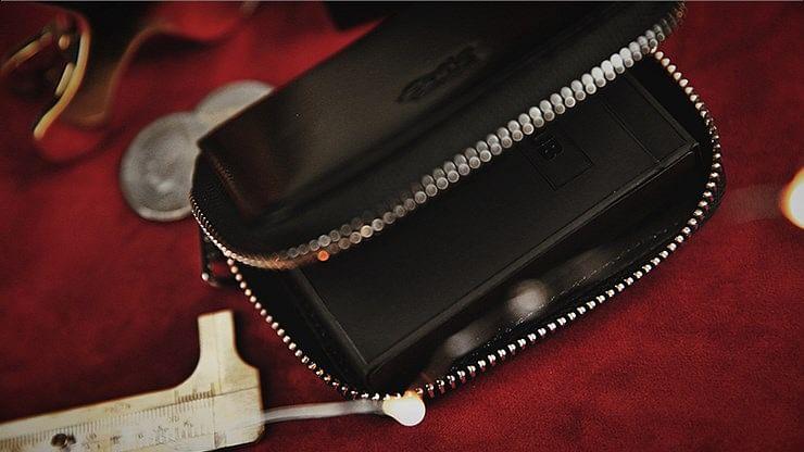 Zipper Playing Card Case